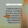 EVANGELIO DEL DÍA 8 ENERO