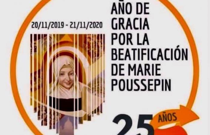 Año de Gracia por la Beatificación de Marie Poussepin